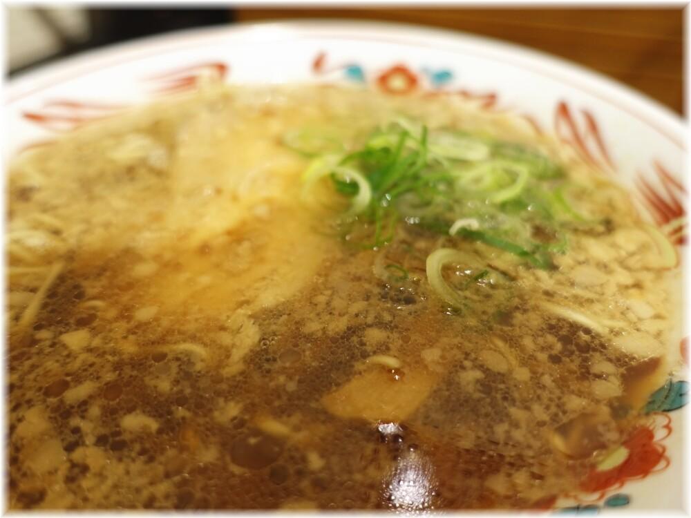 尾道ラーメン壱番館 元祖尾道ラーメンのスープ