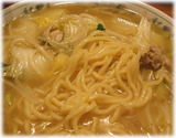 お茶の水 大勝軒 復刻版タンメンの麺