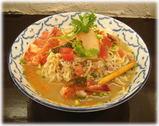 づゅる麺 池田 冷しトムヤム麺