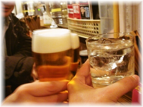 G凪2 乾杯