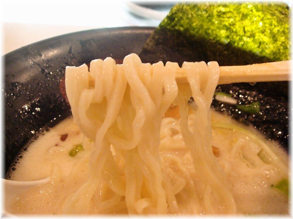 虎心房 虎心麺(塩味)の麺