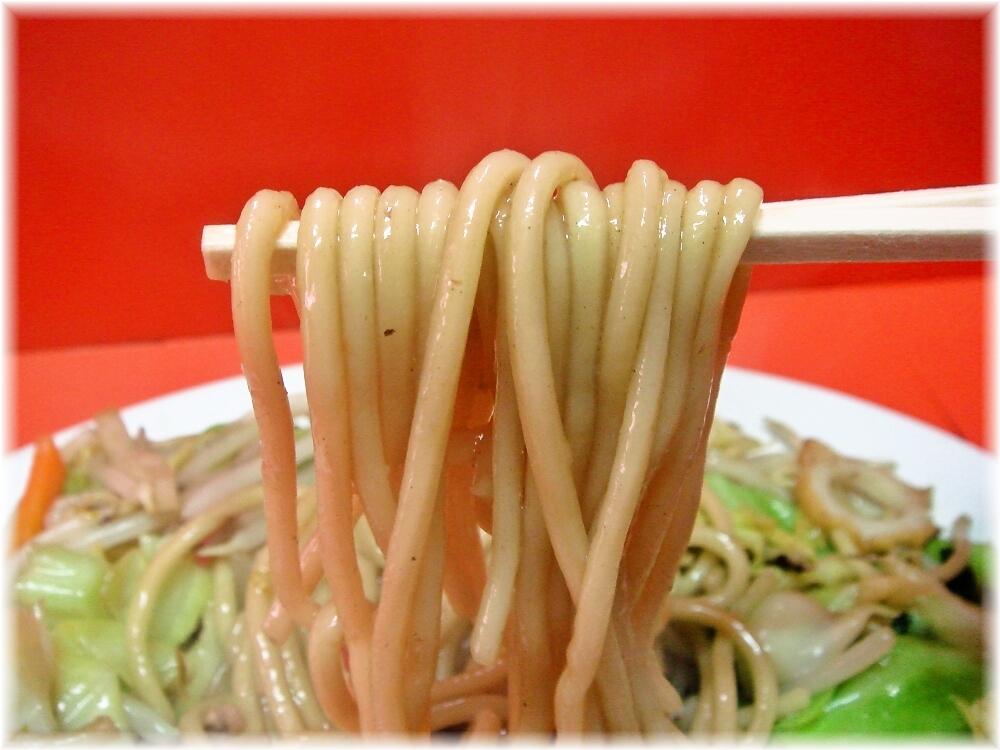 春陽軒 皿うどんのチャンポン麺