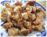 呑龍 地鶏ナンコツ揚げ