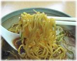 彩未 醤油らーめんの麺