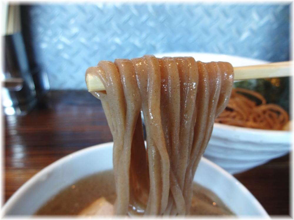 啜磨専科 ザ・しおつけ麺の麺