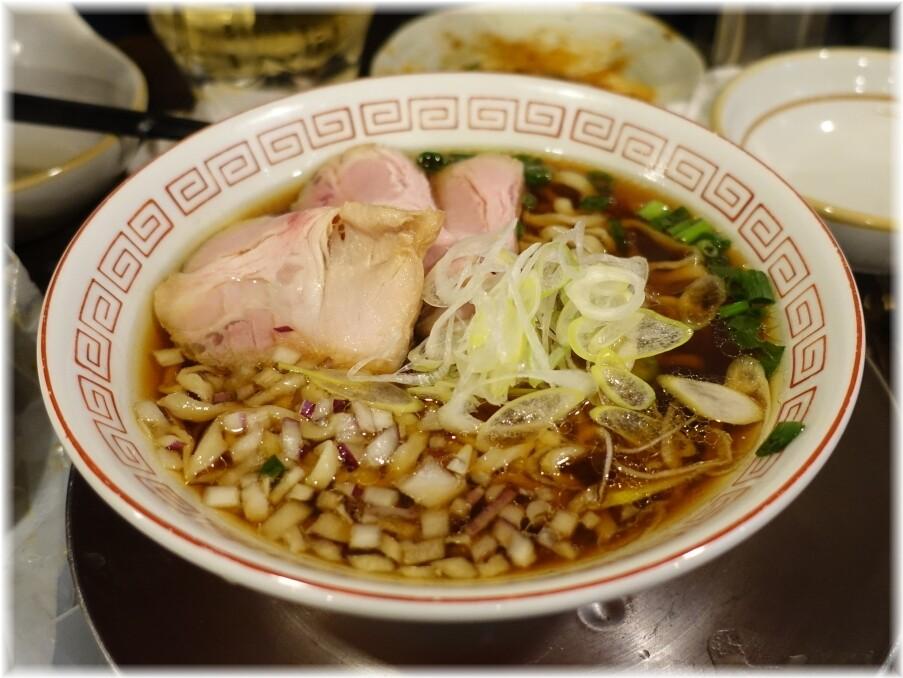 金町製麺12 デフォ煮干しラーメン