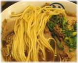 神戸ラーメン 第一旭 明大前本店 特製ラーメンの麺