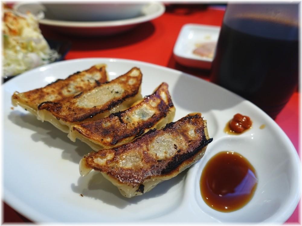 ソラノイロ食堂 餃子
