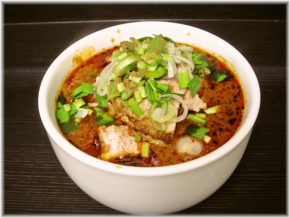 男のラーメン山本 男の担々麺(3辛)