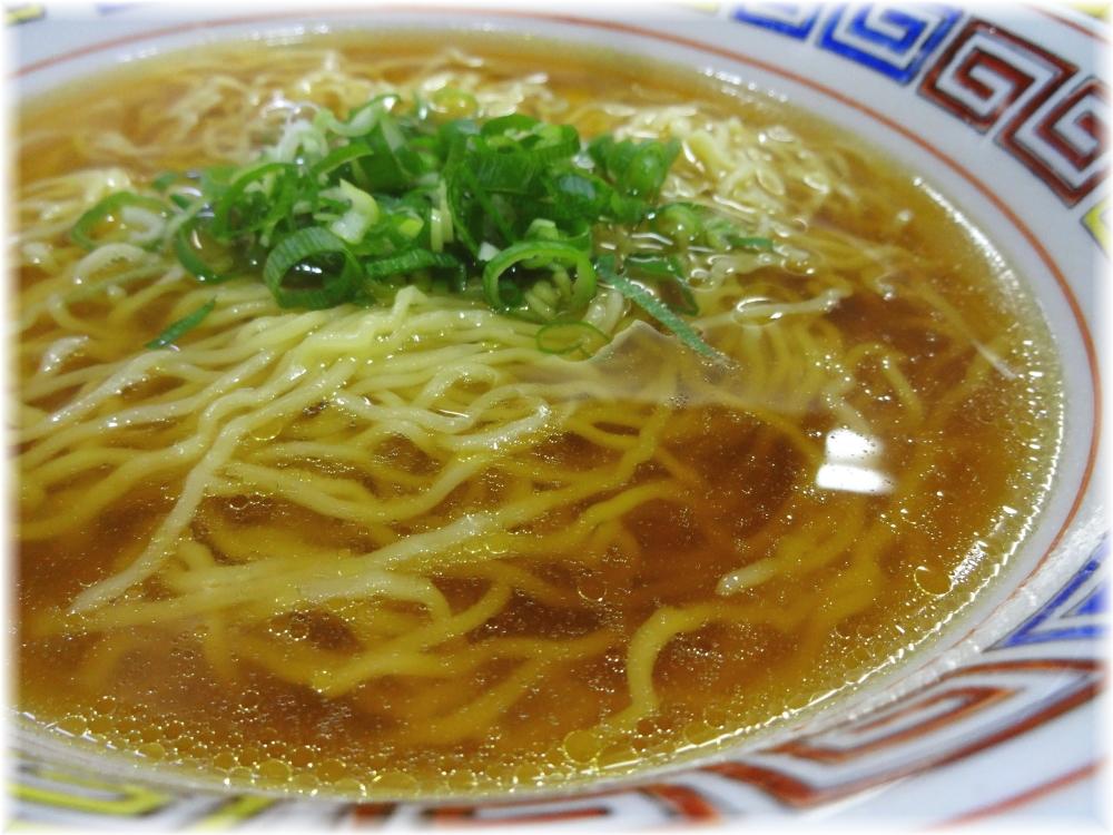醤和 煮干らぁめんのスープ