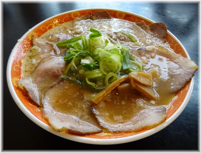 らー麺晄 チャーシューメン