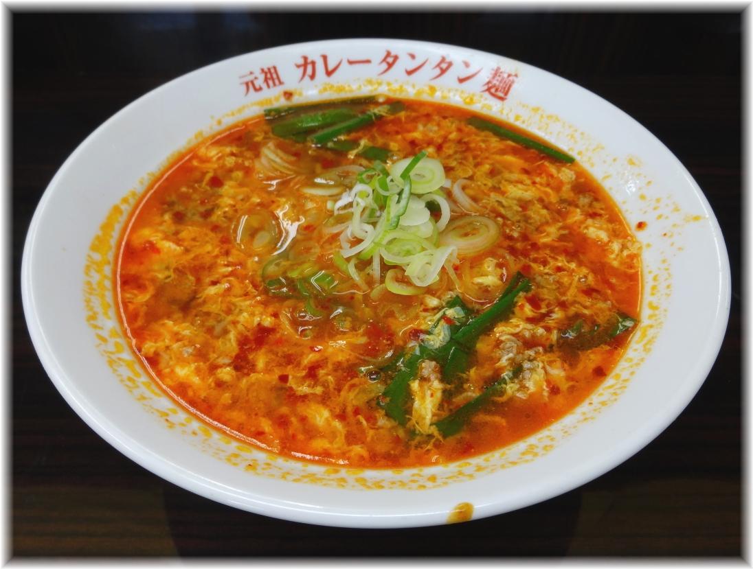 大河家 カレータンタン麺(並)