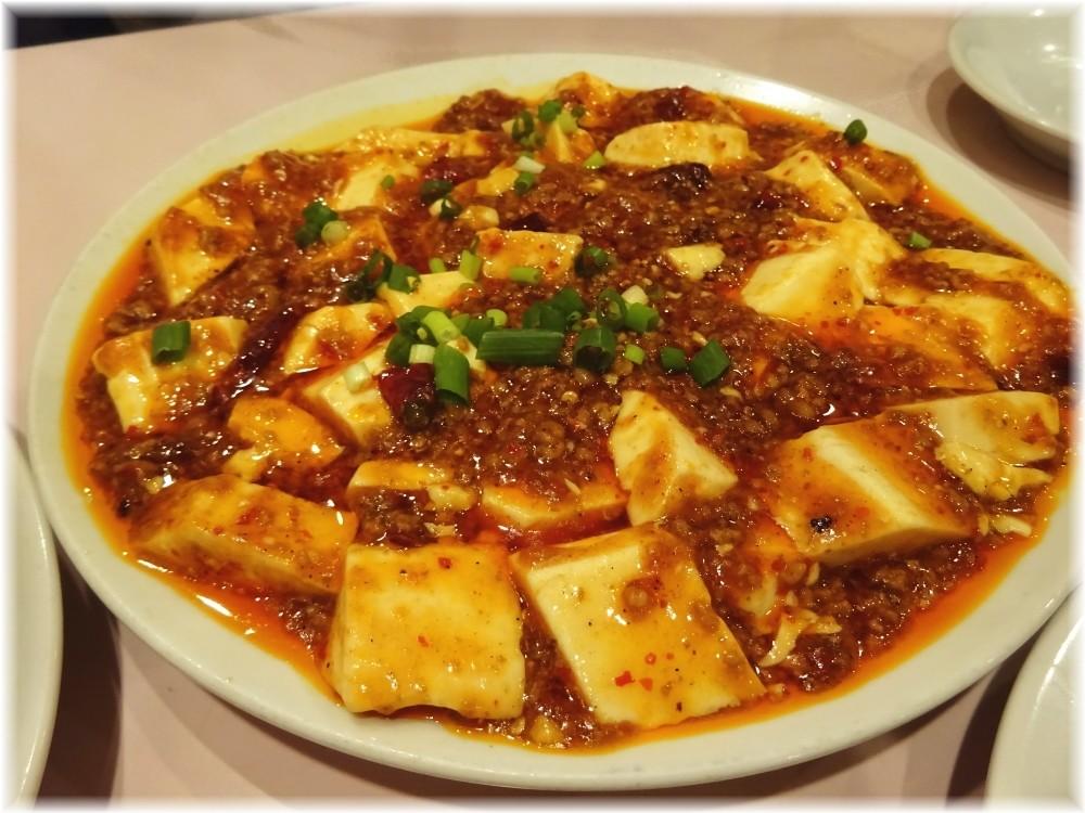 鴻運新店 麻婆豆腐