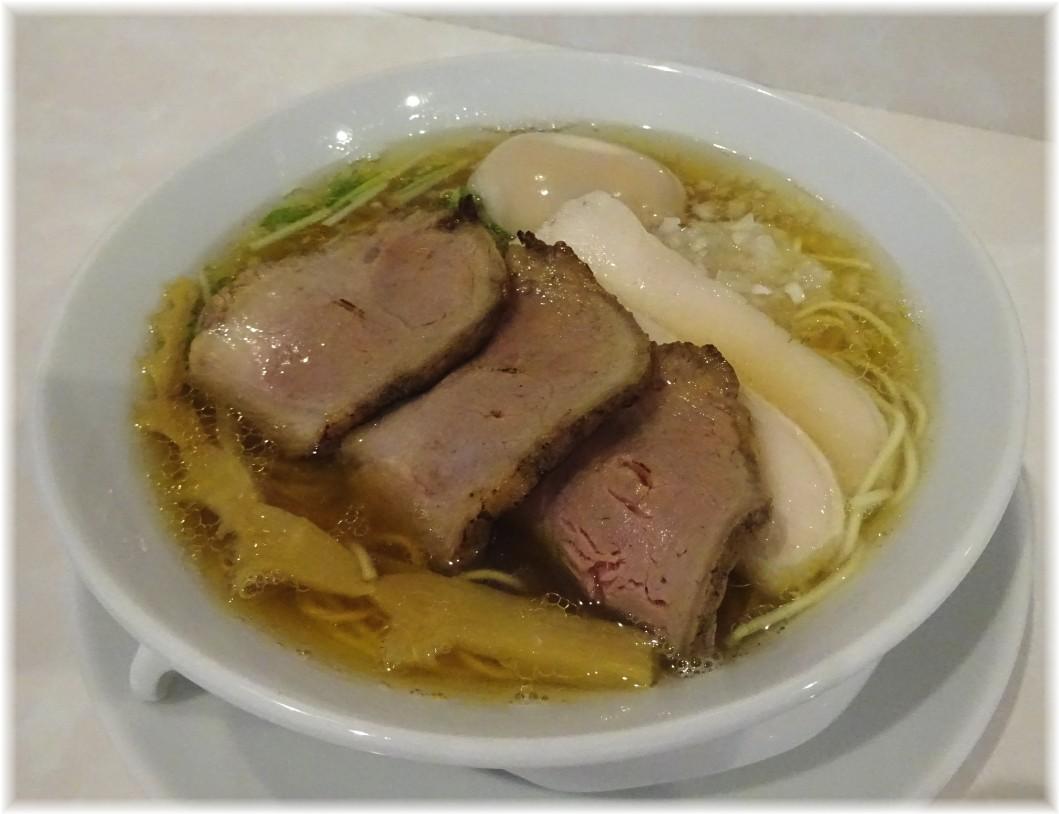 noodle kitchen KYO 特製煮干しそば