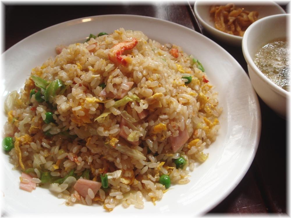 西安刀削麺酒楼 三田店 カニチャーハン