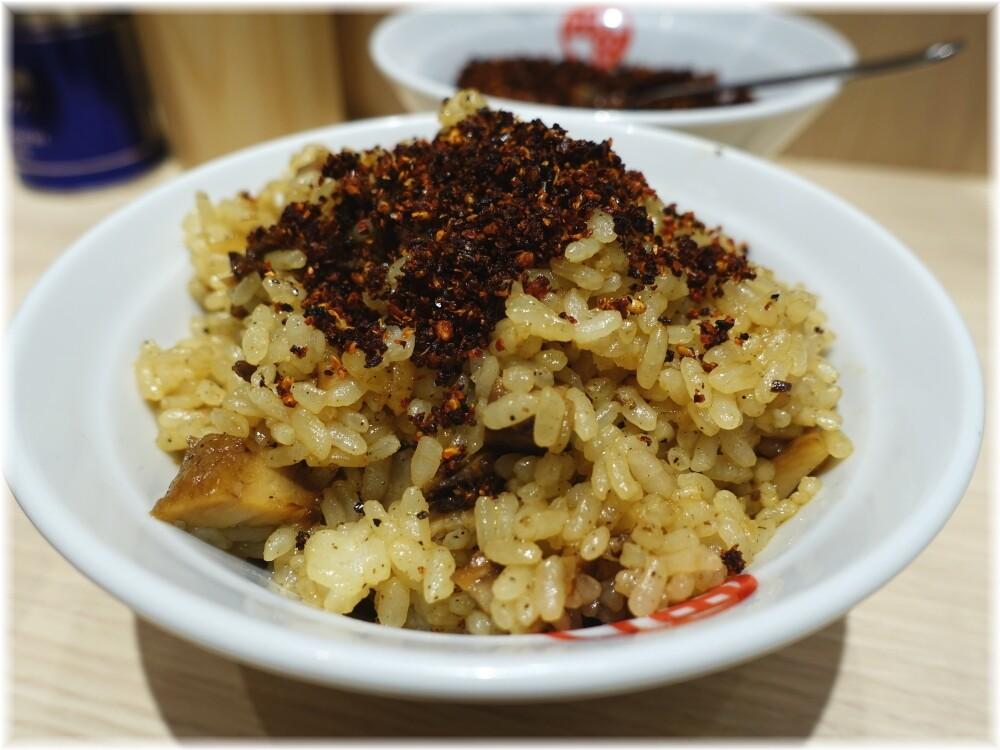 田中そば店渋谷PARCO店 特製肉めし