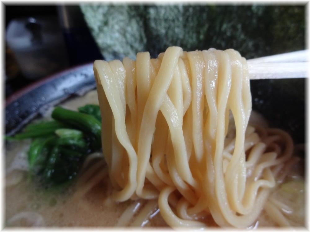 大津家 ラーメン並+味玉の麺
