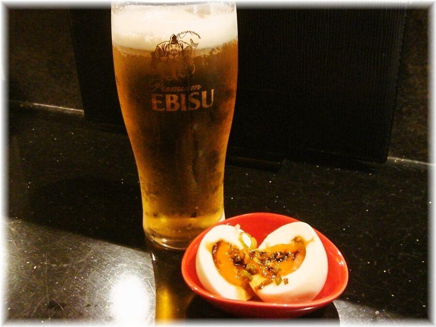 めじろ EBISUとダシ玉