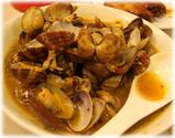 台湾ラーメン味仙 アサリ炒め(炒海蜆)