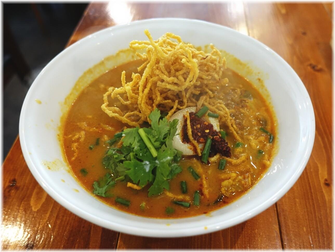 タイ国専門食堂 カーオソーイ