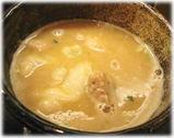 づゅる麺池田 塩つけ麺のつけ汁