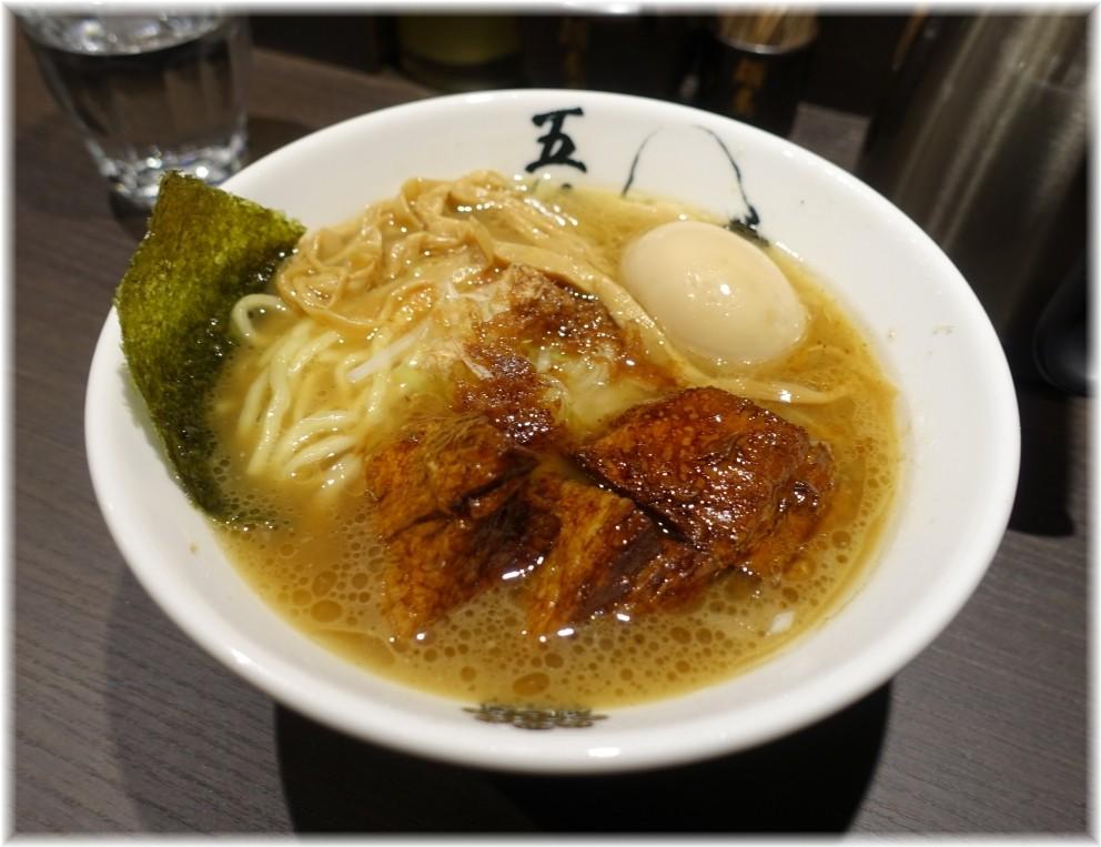 麺屋武蔵五輪洞 五輪洞ら〜麺