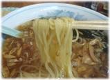 軽食 南風 ラーメンの麺