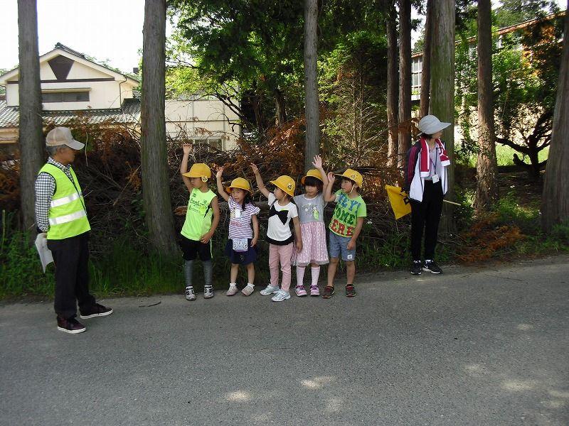 1年生 交通安全教室 (2)
