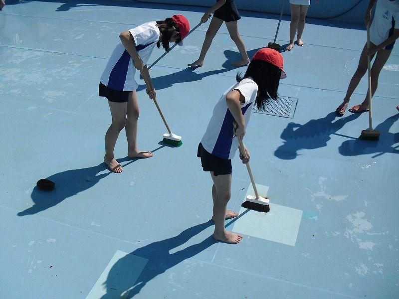 プール清掃 (6)