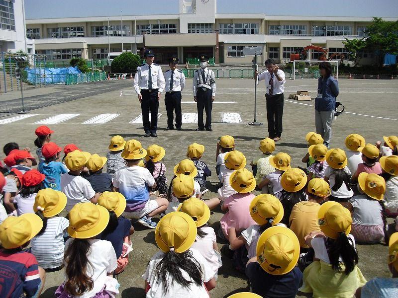 1年生 交通安全教室 (6)