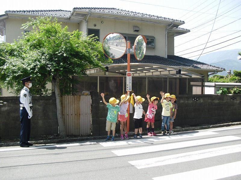 1年生 交通安全教室 (4)