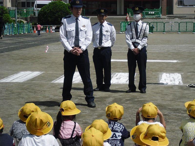 1年生 交通安全教室 (7)