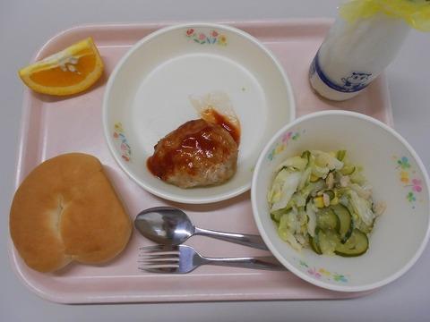6月16日の給食