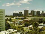 ハワイ、街景観
