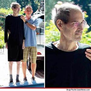 スティーブ・ジョブス、癌、末期