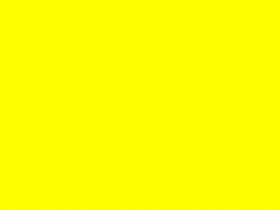 黄色い画面