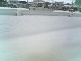 24年振りの大雪