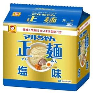 マルちゃん 正麺 塩味