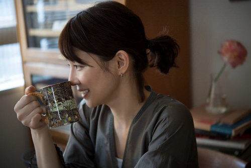 写真集の一枚石田ゆり子