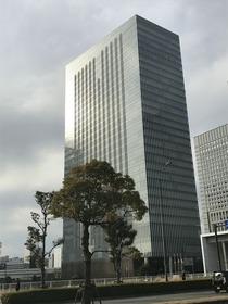 横浜三井ビルの入居テナント情報...