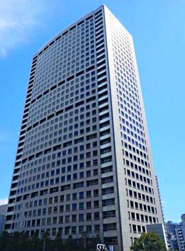 グランパークタワー>入居テナント企業 : オフィスビルの入居 ...