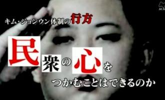 NHKスペシャル 「緊急報告 北朝鮮はどこへ向かうのか」
