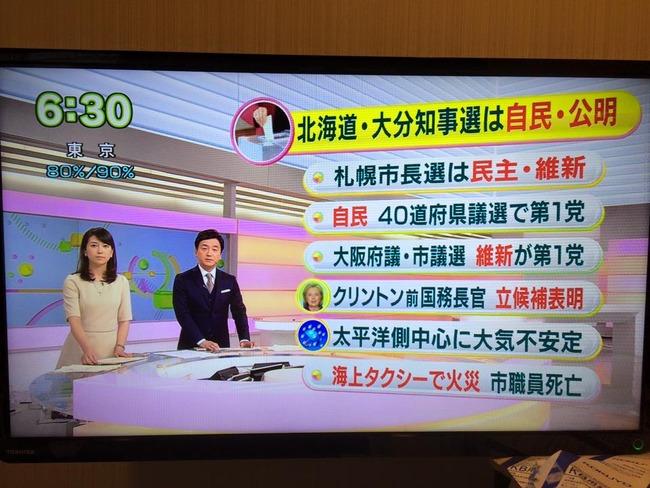 NHK朝ニュース0413