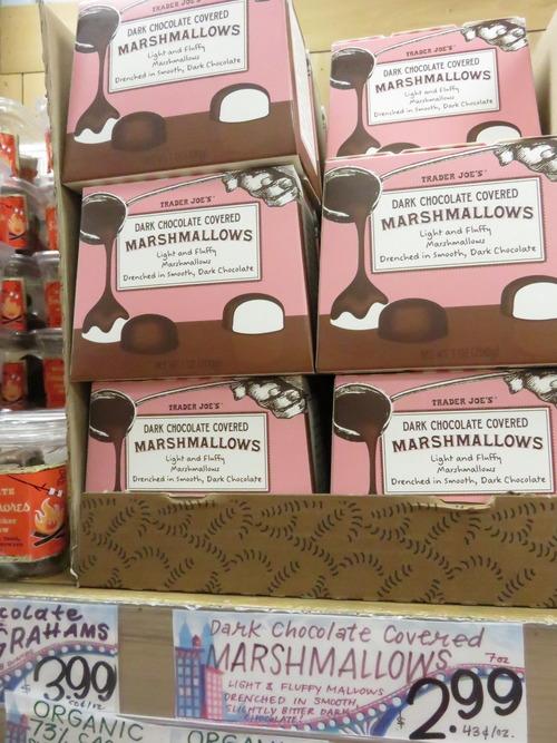 マシュマロチョコ(トレーダージョーズ)アメリカ土産菓子