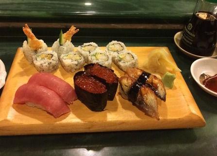 アメリカの日本食レストランで脳腫瘍の話をする