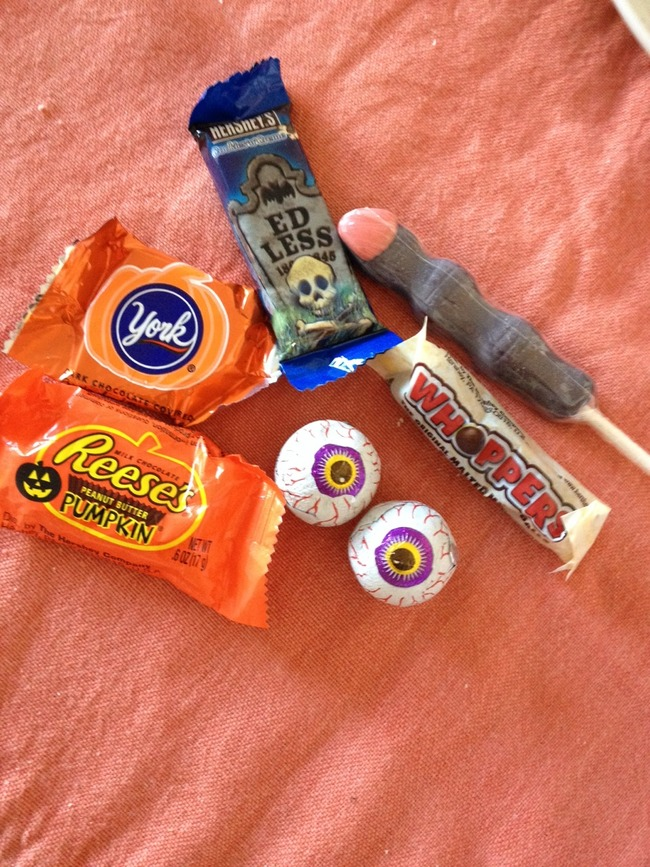 ハロウィン配布用お菓子