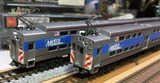 Chicago Metra Highliner-1 完成_002