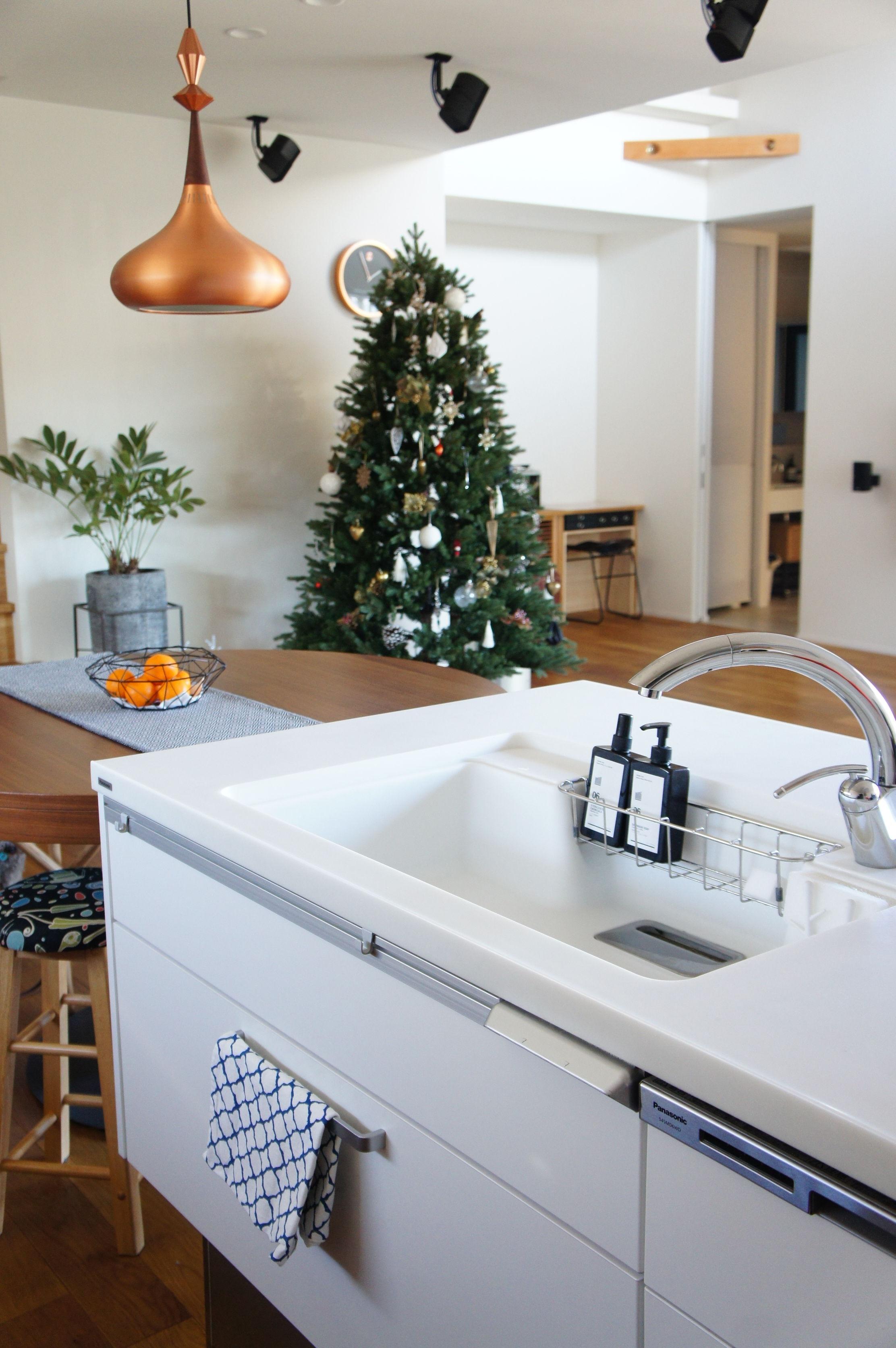 我が家のキッチンシンク掃除方法 : くらしのまとめ