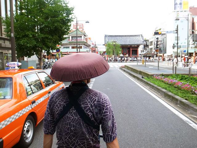 さわだ屋おすすめの浅草人力車【松風】皆さん、浅草に来たら ...