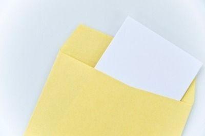 「おや、郵便受けに余所様宛の封筒が?開封してみましょう!」→中身はなんと…